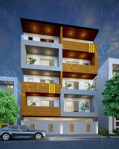 Gallery Cover Image of 1380 Sq.ft 3 BHK Independent Floor for buy in Sector 7 for 9200000