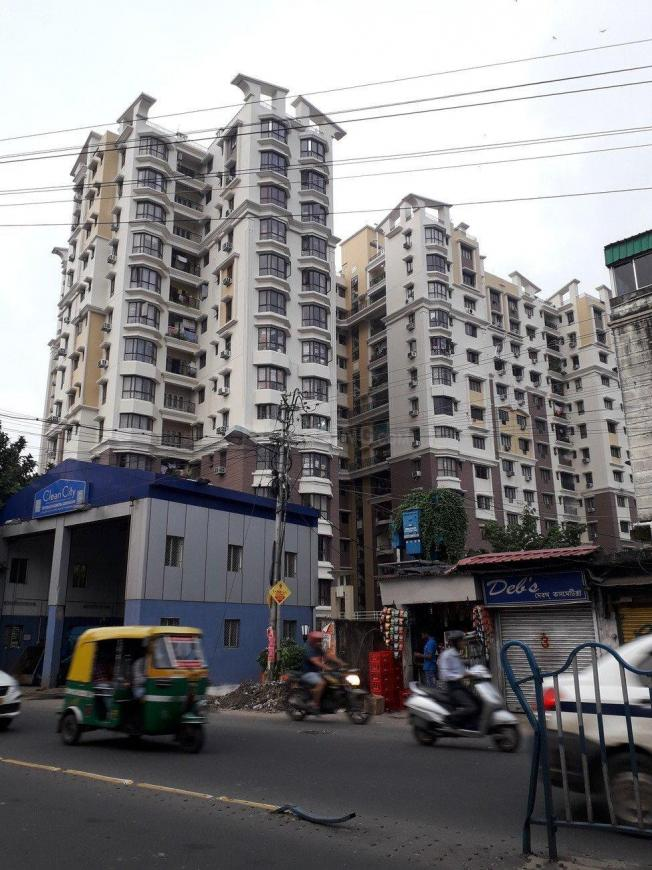 Building Image of 1150 Sq.ft 2 BHK Apartment for rent in Garia for 24000