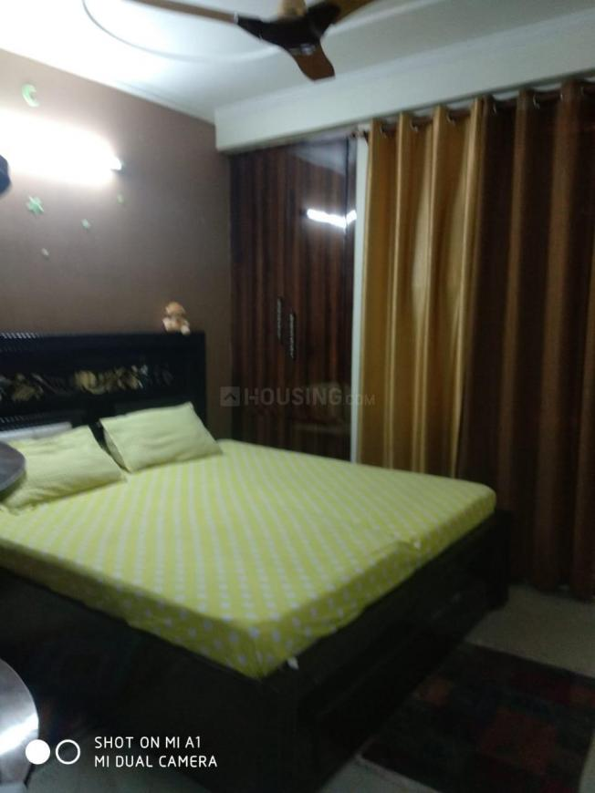 Bedroom Image of 1350 Sq.ft 3 BHK Independent Floor for rent in Sector 23 Dwarka for 30000
