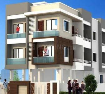 Gallery Cover Image of 850 Sq.ft 2 BHK Apartment for buy in Dastur Nagar for 2350000