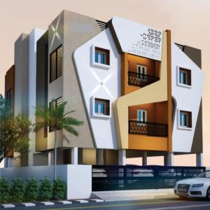 Gallery Cover Image of 859 Sq.ft 2 BHK Apartment for buy in Madambakkam for 4500000