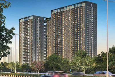 Gallery Cover Image of 1299 Sq.ft 2 BHK Apartment for buy in Purva Atmosphere, Thanisandra for 7700000