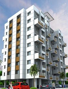 Gallery Cover Image of 1055 Sq.ft 2 BHK Apartment for buy in Bavdhan for 6600000