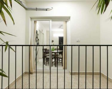 Gallery Cover Image of 510 Sq.ft 1 BHK Apartment for buy in Siruseri for 2452000