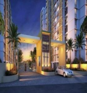 Gallery Cover Image of 618 Sq.ft 2 BHK Apartment for buy in Dhanori for 3000000