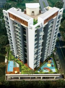 Gallery Cover Image of 1440 Sq.ft 3 BHK Apartment for buy in Tricity Promenade, Seawoods for 20000000