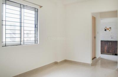 Gallery Cover Image of 450 Sq.ft 1 BHK Independent House for rent in Muneshwara Nagar for 14600