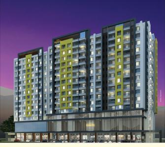 Gallery Cover Image of 636 Sq.ft 1 BHK Apartment for buy in Kshitij Residency, Kothrud for 6800000