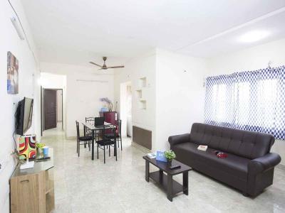 Living Room Image of Zolo Gst in Urapakkam