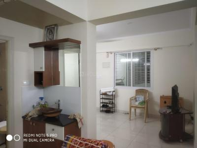 Gallery Cover Image of 1150 Sq.ft 2 BHK Apartment for rent in SV Legacy, Whitefield for 28500