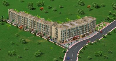 Gallery Cover Image of 600 Sq.ft 1 BHK Apartment for buy in Sarthak Homes, Karjat for 1800000