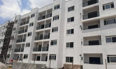 Gallery Cover Image of 1055 Sq.ft 2 BHK Apartment for buy in S And S Trillium Apartments, Choodasandra for 4370000