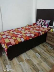 Bedroom Image of PG For Girls in Govindpuri