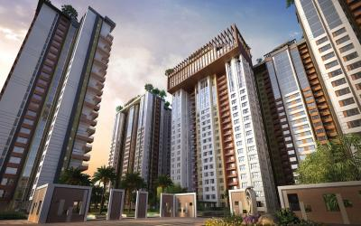 Gallery Cover Image of 1291 Sq.ft 3 BHK Apartment for buy in Siddha Eden Lakeville, Baranagar for 8100000