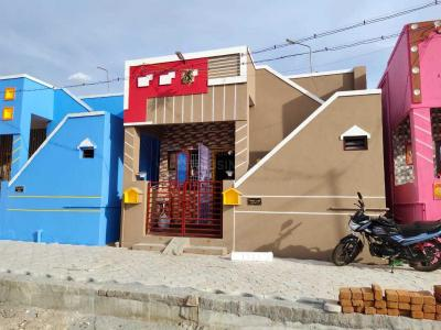 Gallery Cover Image of 580 Sq.ft 1 BHK Independent House for buy in Veppampattu for 1800000