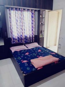Gallery Cover Image of 1100 Sq.ft 1 BHK Apartment for rent in Dhankawadi for 3500