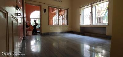 Gallery Cover Image of 500 Sq.ft 1 BHK Independent House for rent in Kaikhali for 7500