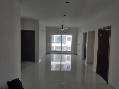 Gallery Cover Image of 1860 Sq.ft 3 BHK Apartment for rent in Nallagandla for 27000