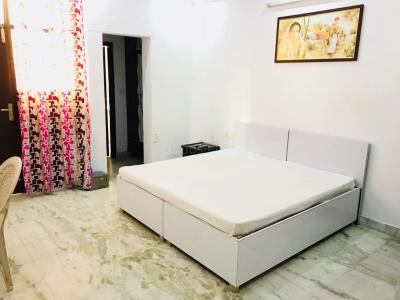 Bedroom Image of Urbanroomz Boys PG in Sector 47