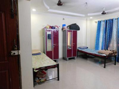 Bedroom Image of Royal Enterprises PG in Kopar Khairane