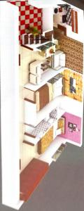 Gallery Cover Image of 475 Sq.ft 1 BHK Independent House for buy in Karmeta for 1250000