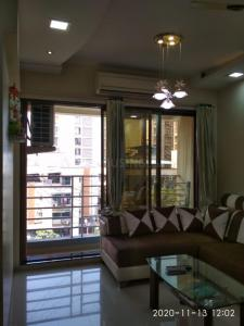 Gallery Cover Image of 1550 Sq.ft 3 BHK Apartment for buy in Seawoods for 18500000