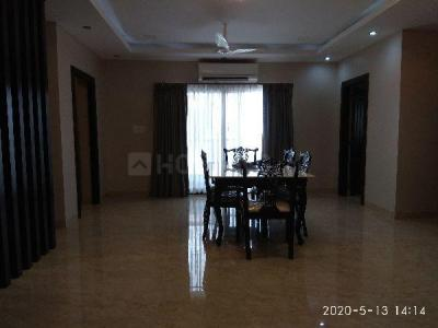 Gallery Cover Image of 3000 Sq.ft 4 BHK Apartment for rent in Thiruvanmiyur for 110000