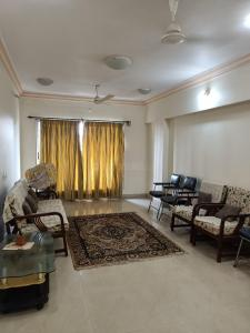 Gallery Cover Image of 1186 Sq.ft 3 BHK Apartment for rent in Chembur for 75000