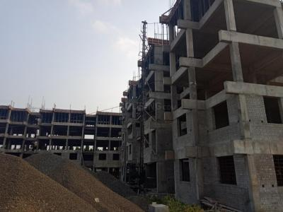 Gallery Cover Image of 731 Sq.ft 2 BHK Apartment for buy in Barasat for 1900600