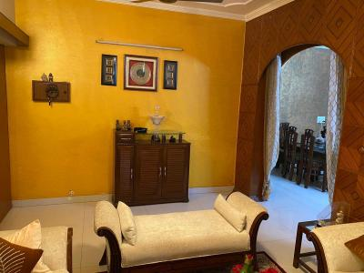 Gallery Cover Image of 2070 Sq.ft 4 BHK Apartment for rent in Sector 107 for 50000