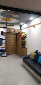 Gallery Cover Image of 850 Sq.ft 3 BHK Apartment for rent in Savvy Solaris, Acher for 18000