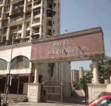 Gallery Cover Image of 1560 Sq.ft 3 BHK Apartment for rent in Trishul Patel Heritage, Kharghar for 39000