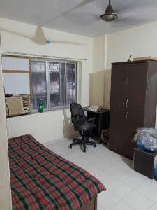 Gallery Cover Image of 350 Sq.ft 1 RK Apartment for rent in Goregaon East for 18000