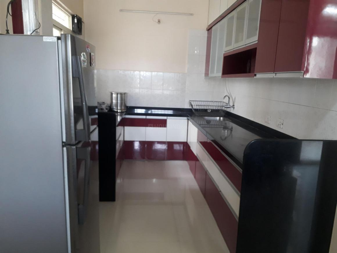 Kitchen Image of 1760 Sq.ft 3 BHK Apartment for buy in Wagholi for 9500000