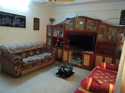 Gallery Cover Image of 1200 Sq.ft 2 BHK Apartment for rent in Sriven Heights, Munnekollal for 23000