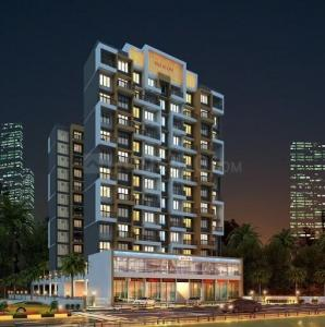 Gallery Cover Image of 980 Sq.ft 2 BHK Apartment for buy in Paradise Sai Icon, Kharghar for 8600000