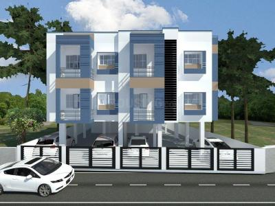 Gallery Cover Image of 816 Sq.ft 2 BHK Apartment for buy in Ambattur for 4488000