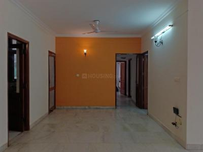 Gallery Cover Image of 1500 Sq.ft 3 BHK Apartment for rent in Sector 93A for 30000