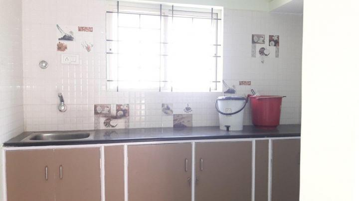 Kitchen Image of Abraham PG in Electronic City