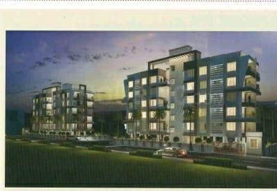 Gallery Cover Image of 1032 Sq.ft 2 BHK Apartment for buy in Akshay Residency A Building, Wakad for 5900000