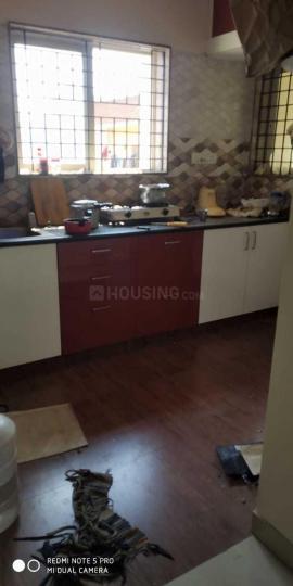 Kitchen Image of 1200 Sq.ft 2 BHK Apartment for rent in Mahadevapura for 25000