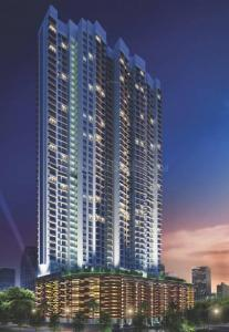 Gallery Cover Image of 1350 Sq.ft 2 BHK Apartment for buy in Romell Aether Wing B1, Goregaon East for 19700000