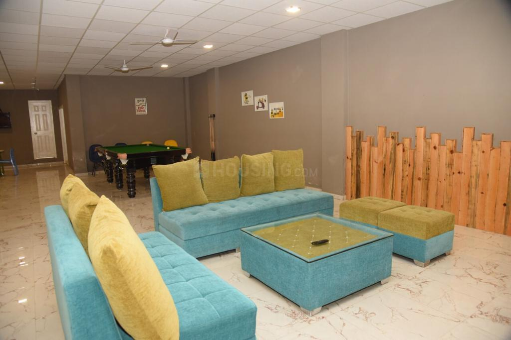 Living Room Image of Nirvana Rooms PG in Sector 43
