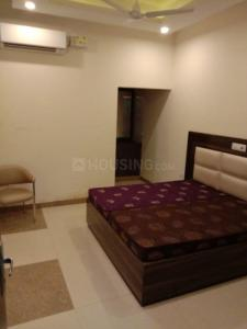 Gallery Cover Image of 1100 Sq.ft 2 BHK Independent Floor for rent in Ansal Sushant Lok 2, Sector 55 for 25000