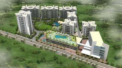 Gallery Cover Image of 1080 Sq.ft 2 BHK Apartment for buy in Pharande L Axis, Moshi for 7100000