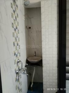 Bathroom Image of Shree Swami Samarth Accomodation PG in Belapur CBD