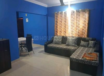 Gallery Cover Image of 900 Sq.ft 2 BHK Apartment for rent in Sanghvi Hills, Thane West for 21000