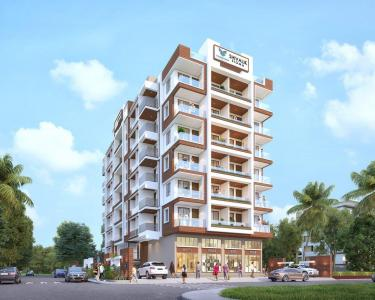 Gallery Cover Image of 1005 Sq.ft 2 BHK Apartment for buy in Indira Nagar for 3418000