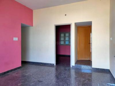 Gallery Cover Image of 700 Sq.ft 1 BHK Apartment for rent in Mahadevapura for 60000