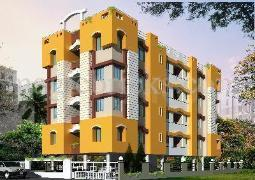 Gallery Cover Image of 730 Sq.ft 2 BHK Apartment for buy in Keshtopur for 2336000